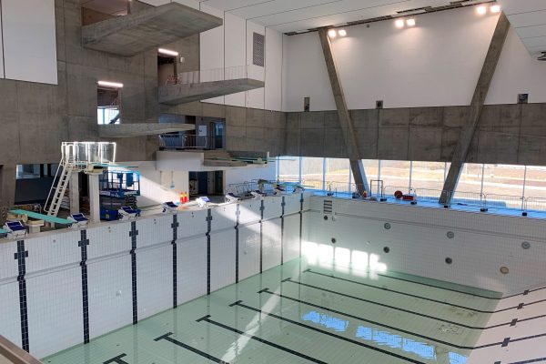 Idrettsbassenget