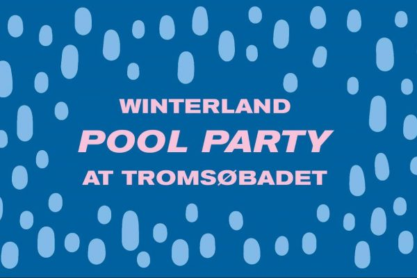 Winterland pool party